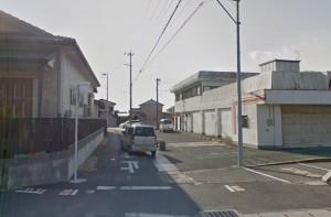 前面道路塩田町